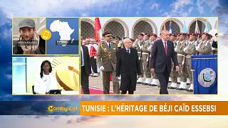 Tributes pour in for Tunisia over president's death [Morning Call]