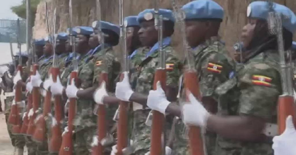 UN receives Uganda soldiers following attack in Somalia