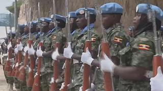 UN receives Uganda soldiers following attack in Somalia