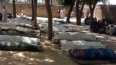 De présumés djihadistes tuent au moins 30 personnes au Nigeria