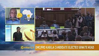 RDC : le candidat de Kabila remporte la présidence du Sénat [Morning Call]