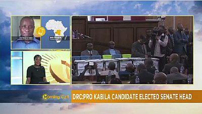 DRC: Kabila's candidate wins senate presidency [Morning Call]