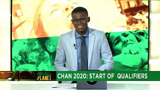 Africa's 2022 World Cup qualifiers launched [Football Planet]