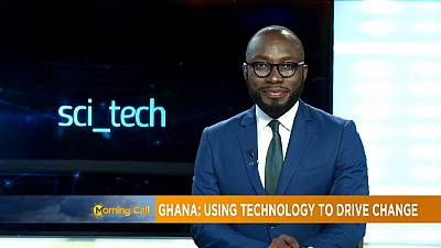 Ghana: using technology to drive change [Sci tech]