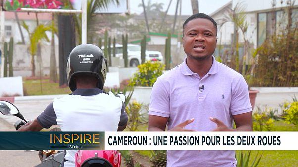 Le Cameroun à l'ère des motos sportives [Inspire Africa]