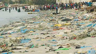 Top plastic polluter Senegal pledges to clean up its act
