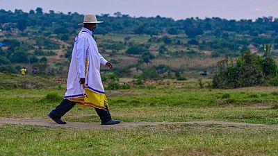 Ugandan President advises Somali to rebuild collapsed systems to enjoy peace