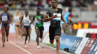 Caster Semenya out of athletics world championships following ruling