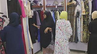 Le combat des jeunes stylistes somaliens