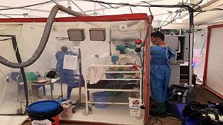 Third Ebola patient in Goma as 15 quarantined in Lake Kivu