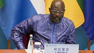 Liberia : George Weah contesté dans la rue et lors d'une élection partielle