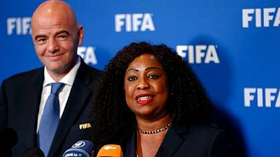 FIFA's CAF 'takeover' kicks off today with Samoura's '6-month loan'