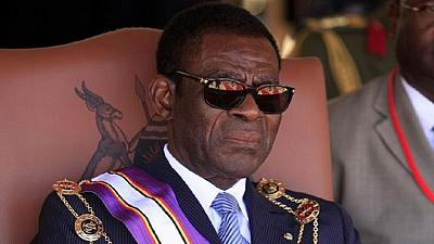 Equatorial Guinea's President marks four decades in power