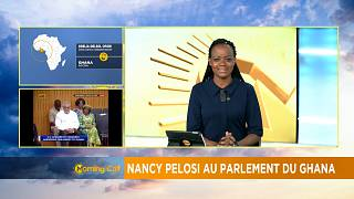 Nancy Pelosi au parlement du Ghana [Morning Call]