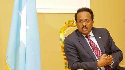 Somalie : critiqué, le président renonce à sa nationalité américaine