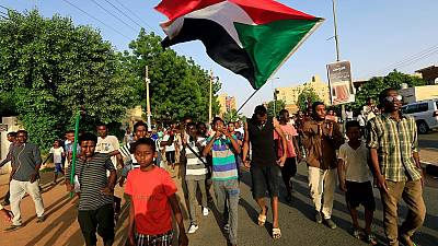 Sudan's military council detains 9 soldiers for the student killings
