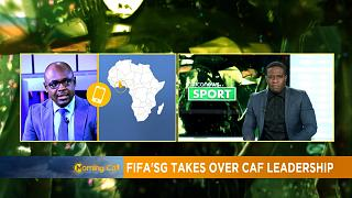 Fifa's secretary general takes over Caf
