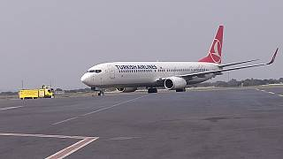 Turkish Airlines launches direct flights to Pointe Noire