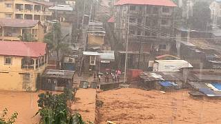 Flash flooding kills residents of Sierra Leone capital, Freetown