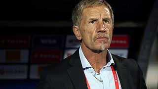 South Africa coach Stuart Baxter resigns