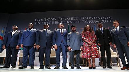 La Fondation Tony Elumelu au service de l'entreprenariat africain [Focus]