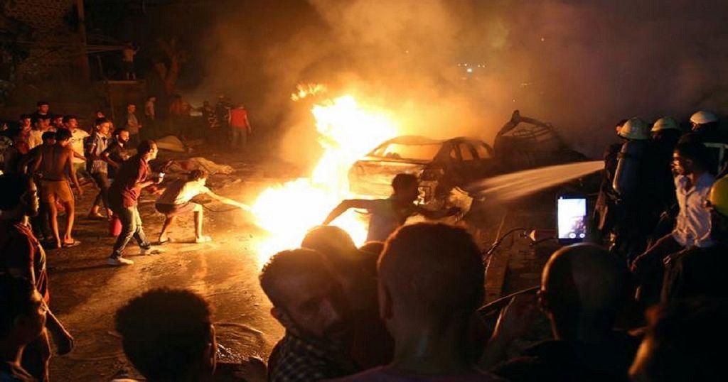 Car explosion kills 19, injures 30 in Egypt