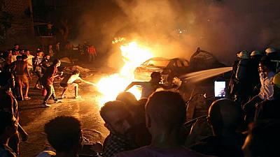 Ministry of Interior: Vehicle Behind Cairo Blast Planted with Explosives