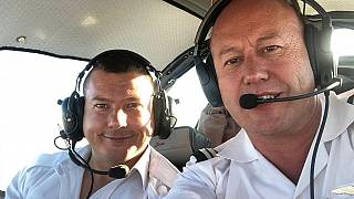 South African pilots behind 'Cape to Cairo Challenge' die in plane crash