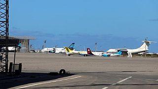 Libye : un avion de ligne échappe de près à un bombardement (aéroport)
