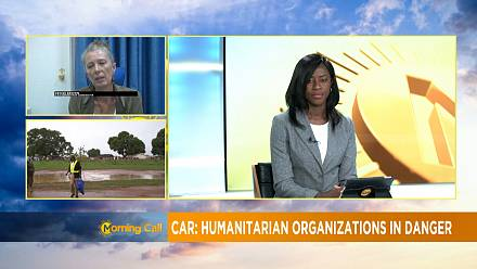 Centrafrique : les ONG sous pression [Morning Call]