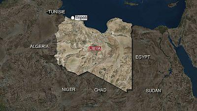 Libye : 42 civils tués dans un raid aérien sur une ville du sud
