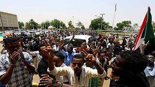 Sudanese protest killing of four students
