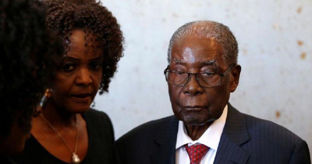 Mugabe in Singapore hospital since April - Zimbabwe prez