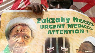Nigeria : libération sous caution pour le chef des chiites