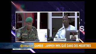 Outrage in Gambia over release of Jammeh's hit men [Morning Call]
