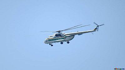 Guinée : un hélicoptère de l'armée s'abîme en mer au large de Conakry