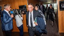Le vice-président de la CAF lavé de tout soupçon d'agression