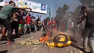 Protesters call for Malawi's electoral commission to resign