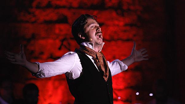 Khalil Gibran musical The Broken Wings makes regional debut at Lebanon's Beiteddine Art Festival