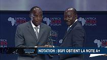 Gabon - Notation: BGFI obtient la note A+