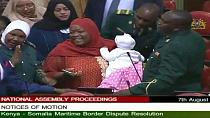Kenya : venue avec son bébé, une parlementaire expulsée de l'Assemblée
