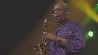 @85, Manu Dibango is far from slowing down!