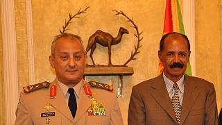 Eritrea president receives commander of Saudi war in Yemen