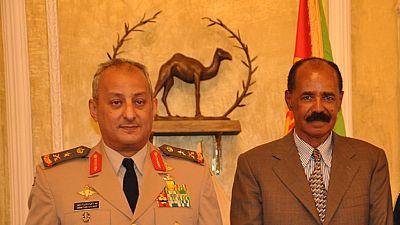 Eritrea president receives commander of Saudi war in Yemen