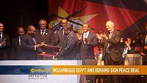 Mozambique : un troisième accord de paix voit le jour [Morning Call]