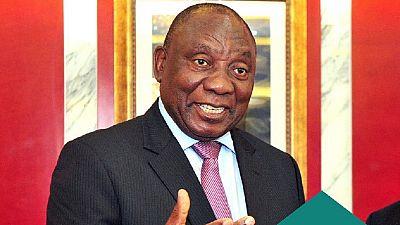 Afrique du Sud: une victoire de Rampaphosa devant la médiatrice de la République