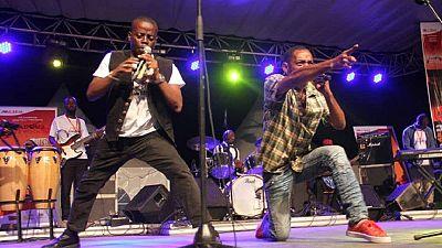 Maiden Gaboma jazz rock festival ends in Gabon