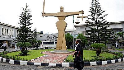 Nigerian court allows 45-day detention of 'Revolution Now' organizer