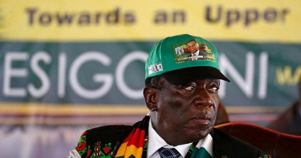 Zimbabwe's president sacks tourism minister