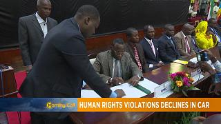 CAR: decline in human rights violations- UN agency says